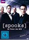 Spooks _ Im Visier des MI5 - Season 7 [3 DVDs]