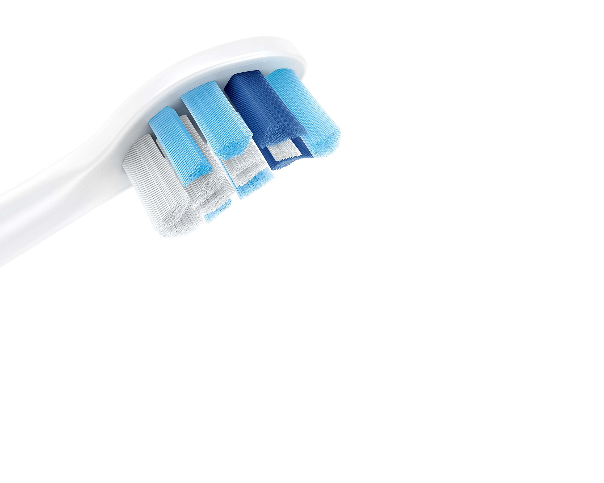 Philips Sonicare Pro Results Gum Health Replacement Toothbrush Heads for Sonicare Electric Rechargeable Toothbrush, FFP, HX9033/30, 3-pack