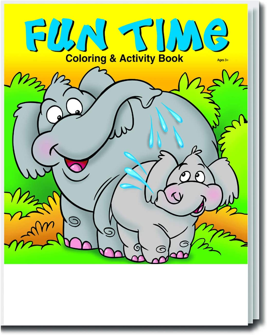 - Amazon.com: 25 Pack: Fun Time Coloring Books For Kids - Kids