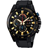 Casio Edifice Analog-Digital Black Dial Men's Watch-ERA-600D-1A9VUDF (EX353)