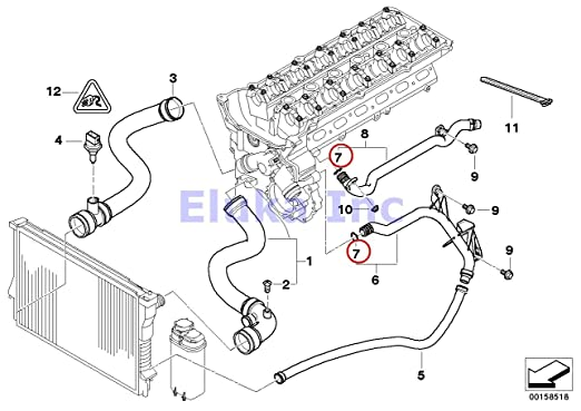 528 Coolant Hose Diagram - Schema Wiring Diagrams on cooling system troubleshooting, cooling system operation, cooling system parts, cooling system components diagram, cooling system maintenance, body schematic diagram, vehicle schematic diagram, transmission schematic diagram, cooling manifold diagram, troubleshooting schematic diagram, cooling system switch, cooling system exploded view, cooling system connections, cooling system flow diagram, heater schematic diagram,