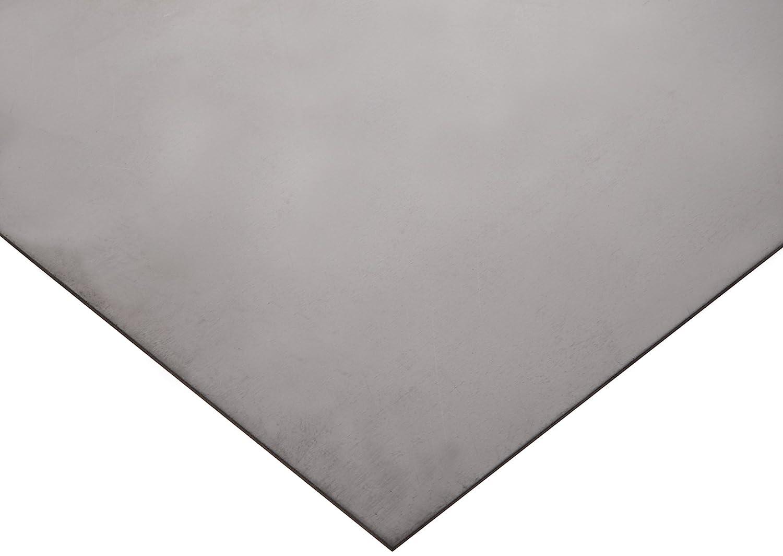 Finish Meets AMS 4911 0.375 Thickness Unpolished Grade 5 Titanium Sheet 24 Length Mill ASTM B 265 12 Width