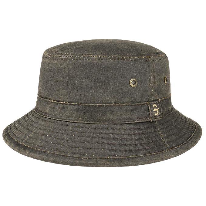 Stetson Sombrero de Tela Drasco Hombre  7a410a2fd1d