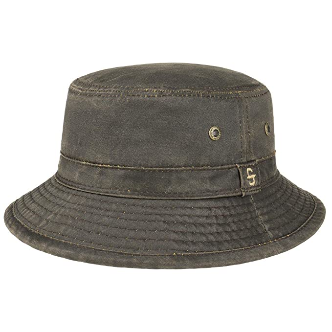 Stetson Drasco Cappello in Tessuto Uomo  a3175cf370dc