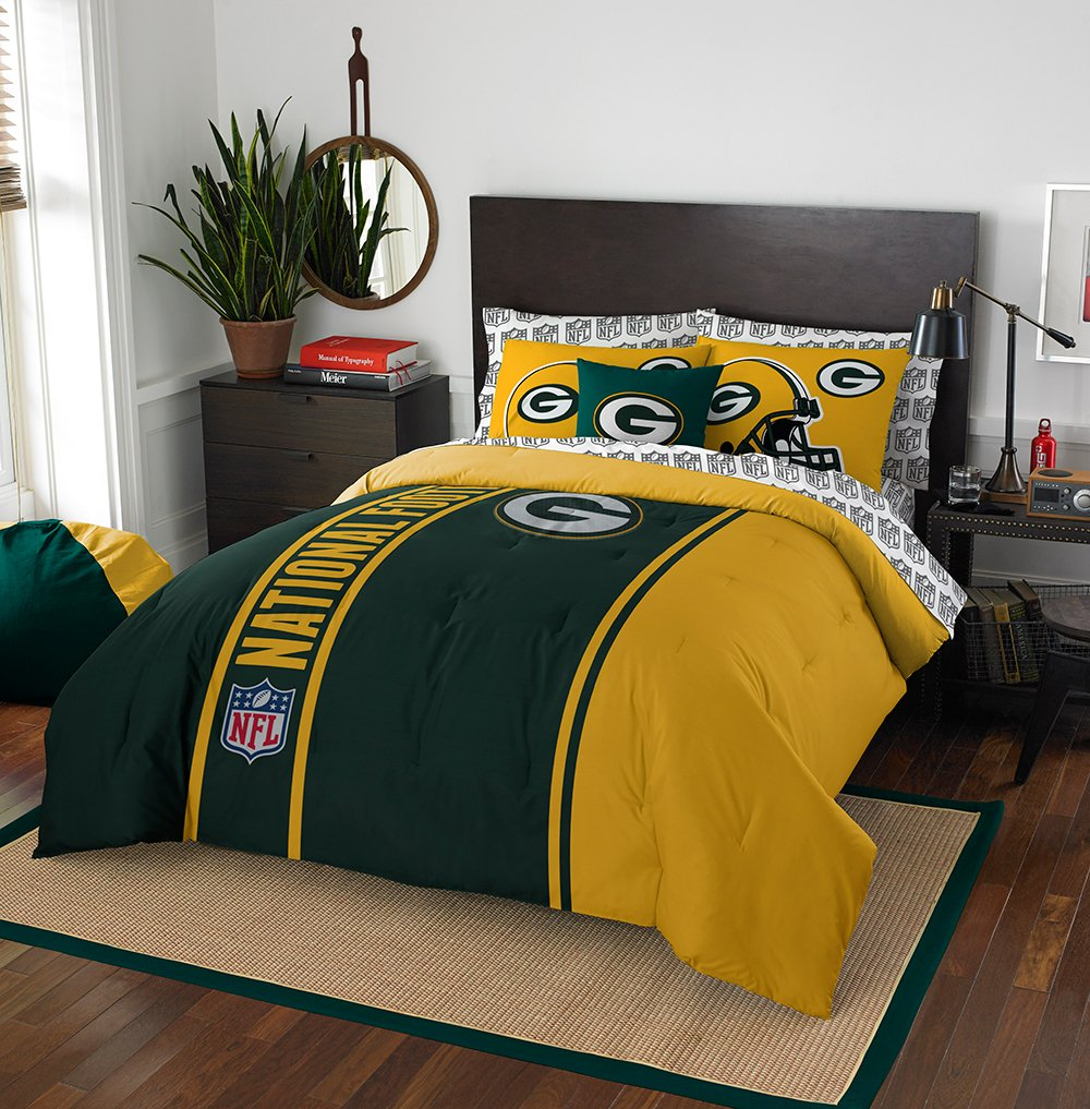 Northwest NFL Soft & Cozy Full Comforter Set (7 Piece