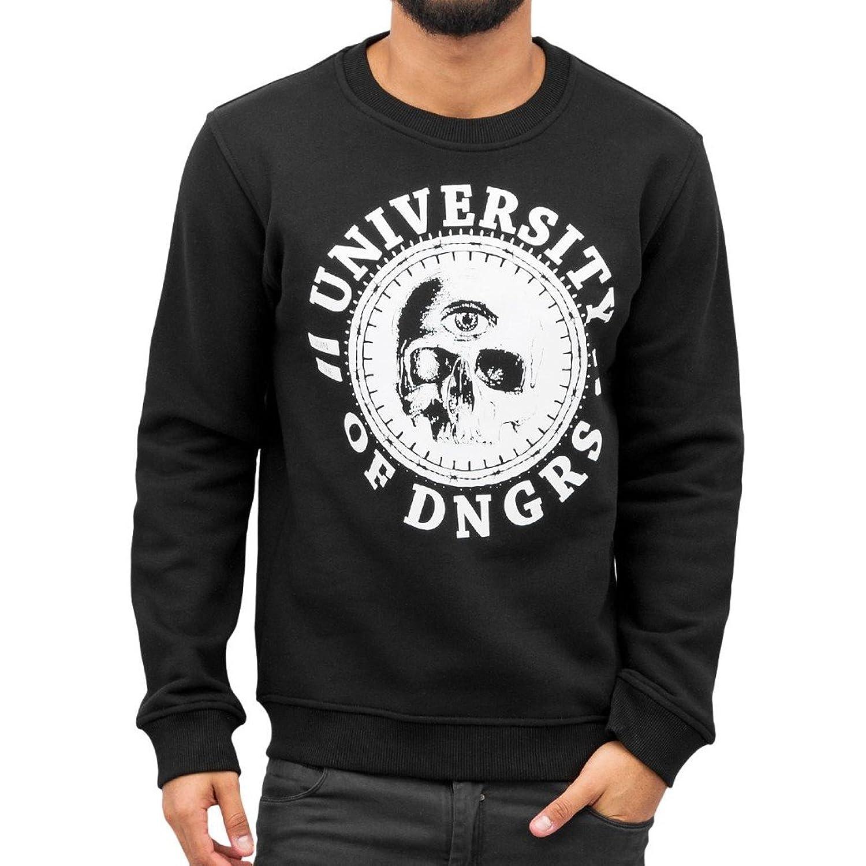Dangerous DNGRS Sweatshirt University Of DNGRS