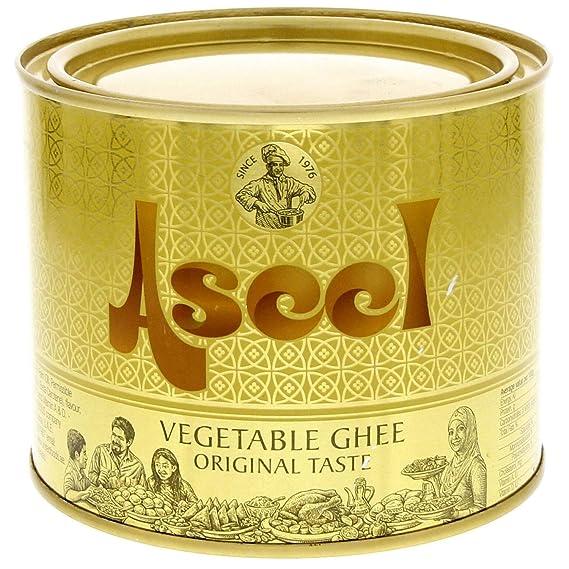 Aseel Ghee Vegetal Puro 500g.
