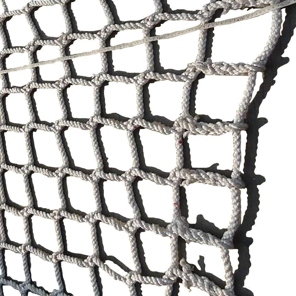 KTYXDE アウトドアスポーツネットアミューズメント機器クライミングネットトレーニングクロールネット壁保護幅2M /長さ2.5M / 3.5M (Size : 2x2.5m) 2x2.5m  B07SPZ46JV