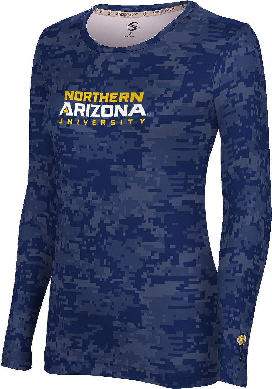 ProSphere Northern Arizona University Womens Long Sleeve Tee Digi Camo