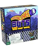 Bouncing Bots Family Board Game - Fun Toy for All Ages, Kids and Adults 7 Years and Up