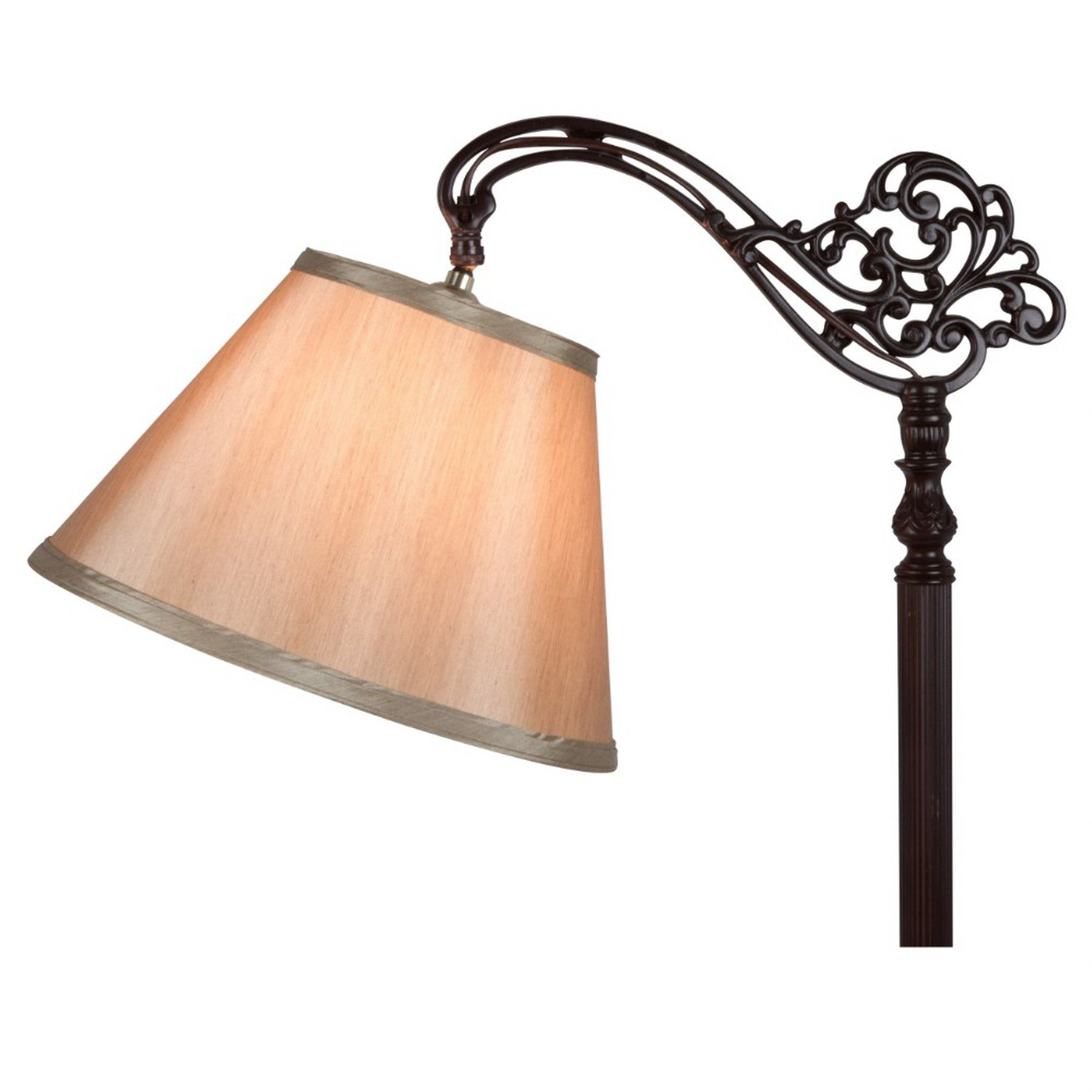 Upgradelights 12 Inch Bronze Uno Lamp Shade Downbridge (6x12x8)