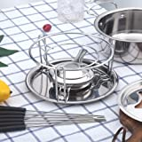 Xigeapg 10-Piece Set Multifunctional Stainless