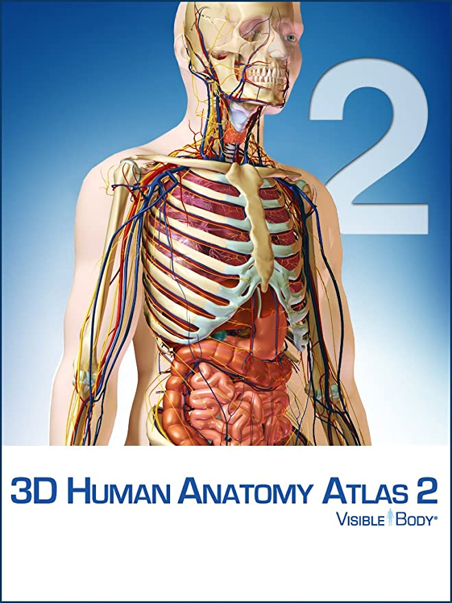 Amazon Visible Body 3d Human Anatomy Atlas 2 Download Software