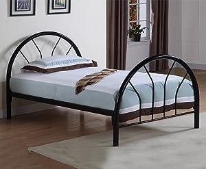 Coaster Home Furnishings CO- Bed, Twin, Black