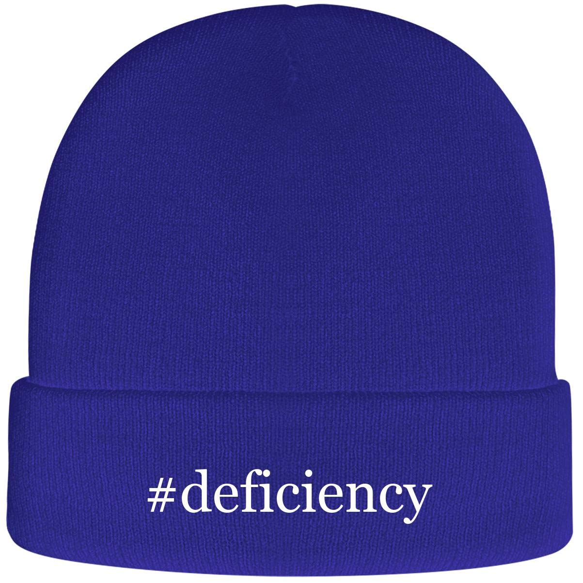 One Legging it Around #Deficiency - Soft Hashtag Adult Beanie Cap