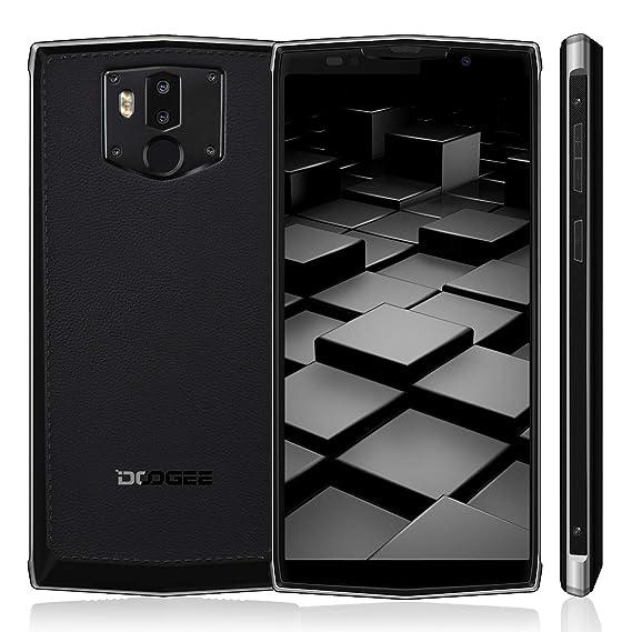 Móviles y Smartphones Libres 4G, DOOGEE BL9000 Dual SIM