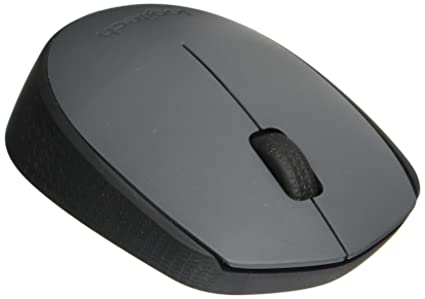 168b91c1d28 Logitech M170 Wireless Mouse - For Computer and Laptop Use, USB Receiver and  12 Month