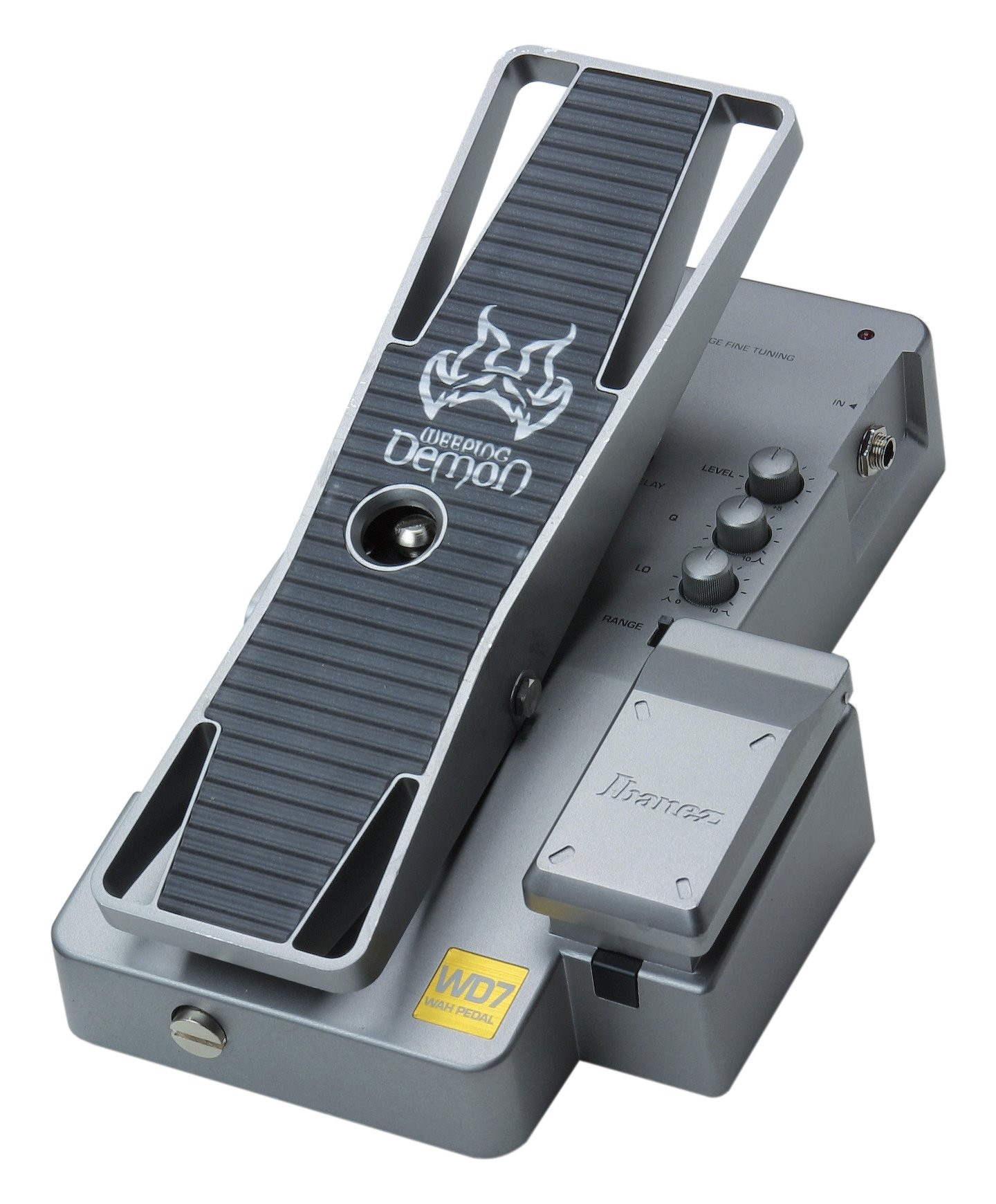 Best Rated In Electric Guitar Wah Filter Effects Helpful Circuit But With No Up And Down Variation Like The Pedal Allows Ibanez Wd7 Weeping Demon Product Image