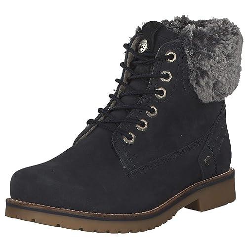 2b469bf99 Wrangler Creek Alaska Women's Ankle Boot Blue: Amazon.co.uk: Shoes ...