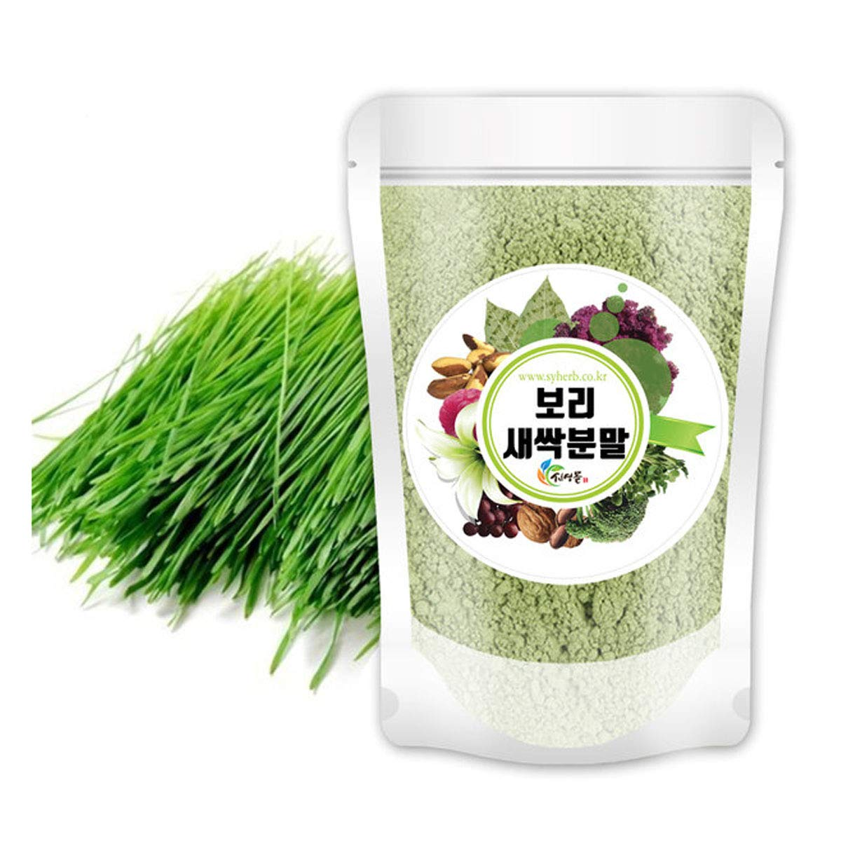 Sinyoung Mall Barley Sprout Powder Product of Korea 500g by Sinyoung Mall