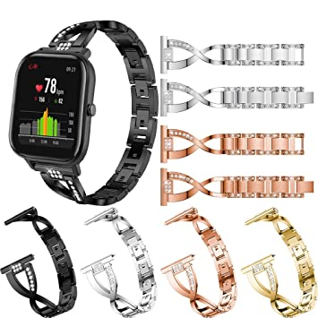 Tabcover for GTS Bands,20mm (4 Colors) Stainless Steel Watch Bands ...