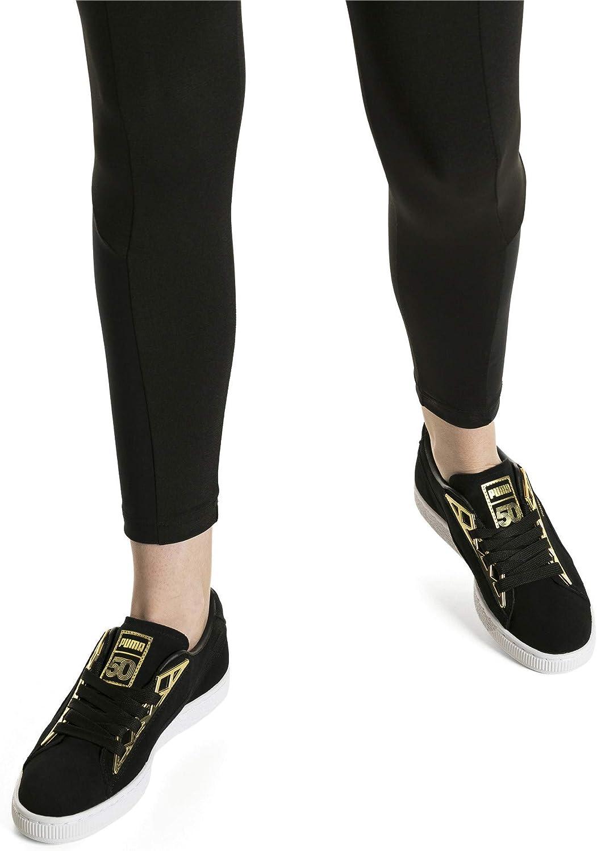 PUMA Damen Sneaker Suede Jewel Metalic Sneakers