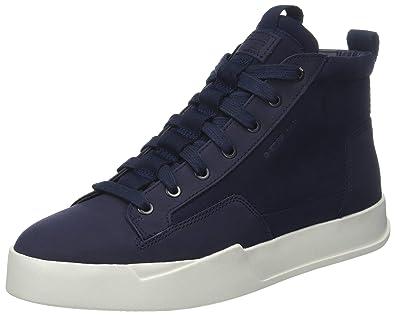 G-STAR RAW Herren Rackam Core Mid Hohe Sneaker  Amazon.de  Schuhe ... ef6b0e0ff0