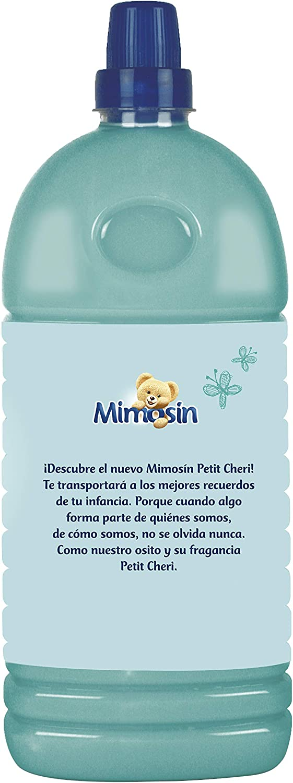 Mimosín Frescor de Colonia Suavizante Concentrado para 58 lavados - 8 Suavizantes