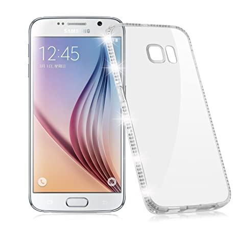 coque strass galaxy s6