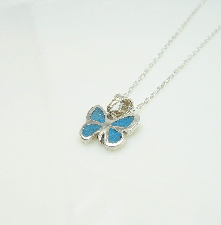 Mosaic Turquoise Gemstone Necklace