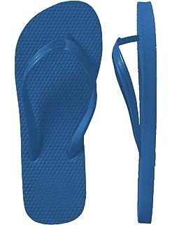 SLR Brands Women s Flip Flops Rubber Thong Flip Flop Shower Sandal for Women d1aae9754be7