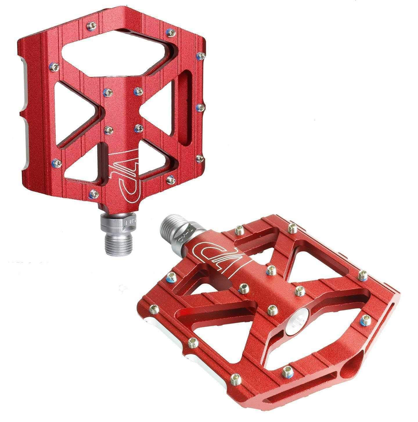 VP Components Bike Pedals, Red by VP Components