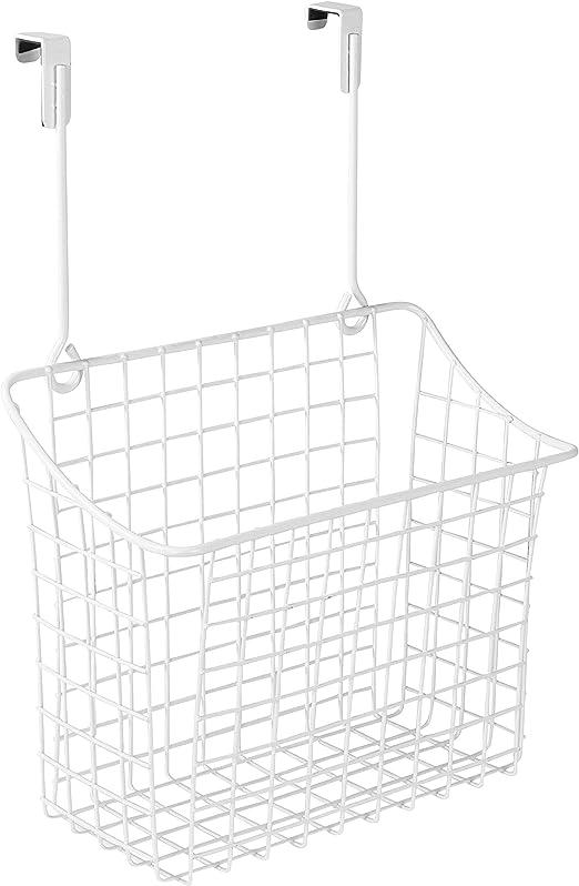 Padded Brackets Spectrum Diversified Grid Storage Basket Against Scratches