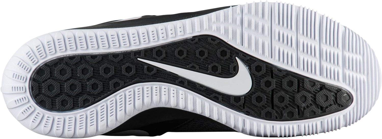 Nike Damen Zoom Hyperace 2 Volleyballschuh Black White