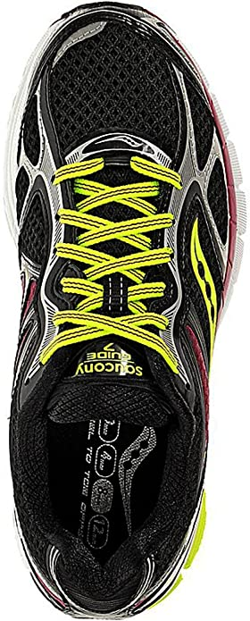 Saucony Guide 7 Womens Zapatillas para Correr - 40.5: Amazon.es: Zapatos y complementos