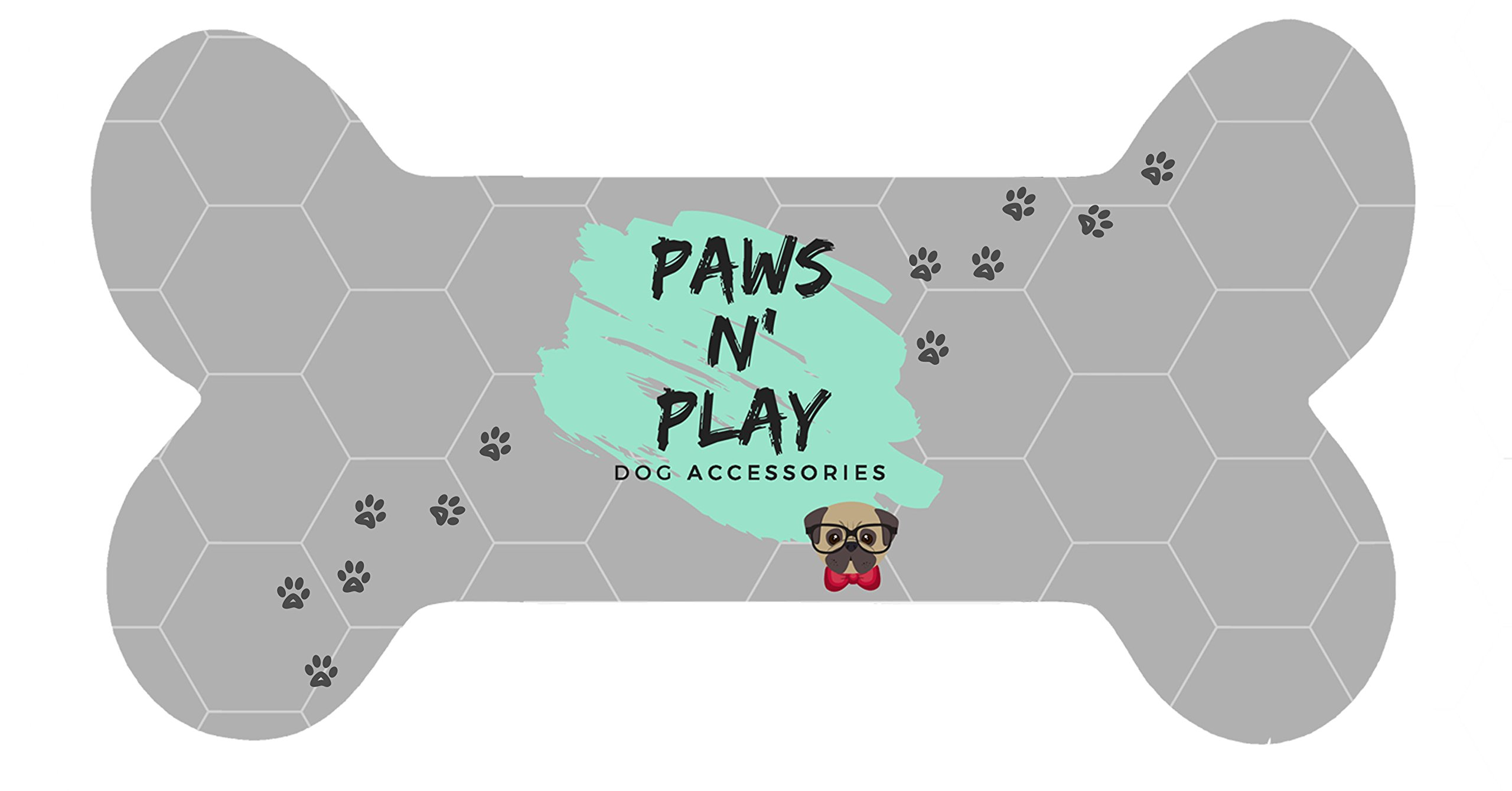 Paws n' Play 4 Piece Fun Bright Color Snap-On Pet Dog Bandana Triangle Scarf Bibs - Accessories for Dogs, Puppy, Cats - Small/Medium, Soft Cotton (Dewshine Poppy) by Paws n' Play (Image #9)