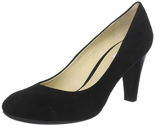 Geox D MARIECLAIRE HIGH E Scarpe col tacco donna Nero BLACK C9999 37