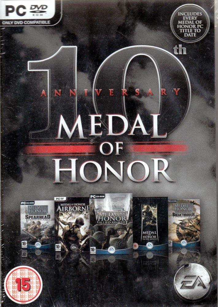 Medal of Honor 10th Anniversary Bundle (輸入版) B001E6DG6Y Parent