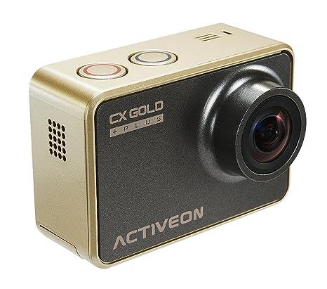 Cámara de acción deportiva CX GOLD PLUS GCB10W: Activeon ...
