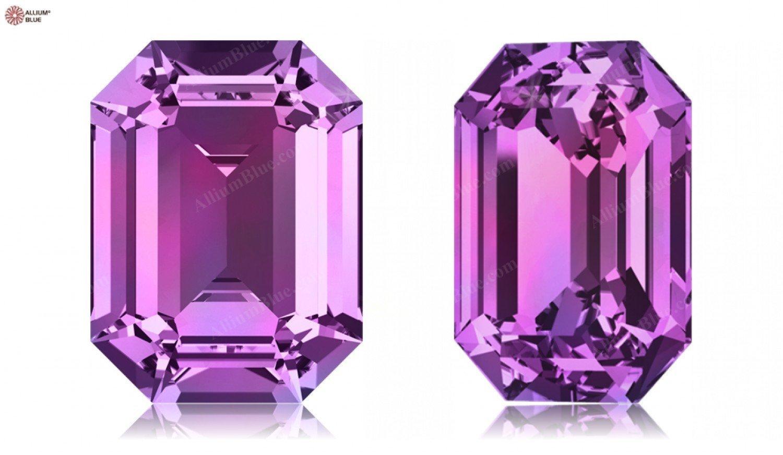 SWAROVSKI Crystals Elements Fancy Stones 4610 MM18,0X 13,0 F - Amethyst F (204)