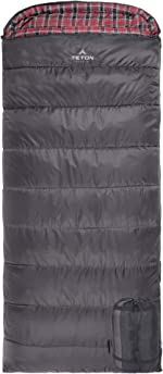 TETON Sports Celsius XL Sleeping Bag; Great for Family Camping; Free