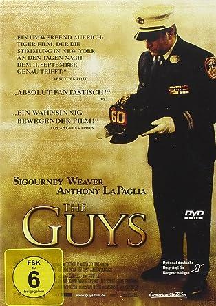 The Guys [Alemania] [DVD]: Amazon.es: Sigourney Weaver ...