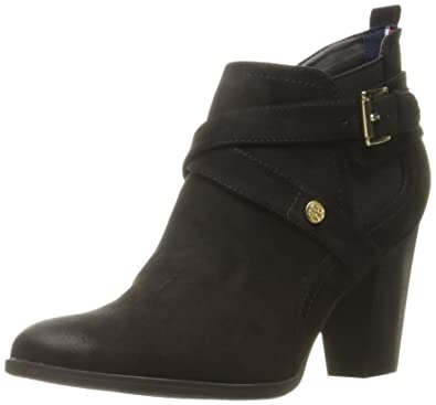 96bae0ad9f7 Amazon.com   Tommy Hilfiger Women's Silvia2 Ankle Bootie   Ankle ...