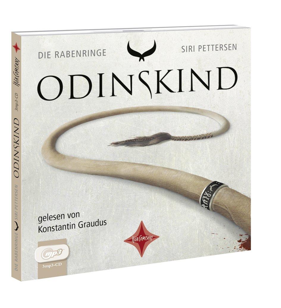 Die Rabenringe - Odinskind: Gelesen von Konstantin Graudus, 3 mp3-CD, Laufzeit 23 Stunden