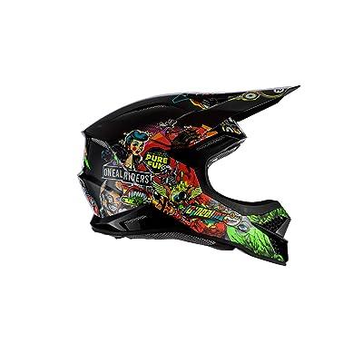 O'Neal - 0627-105 3 Series Unisex-Adult Off-Road Helmet (Multi, XL): Automotive