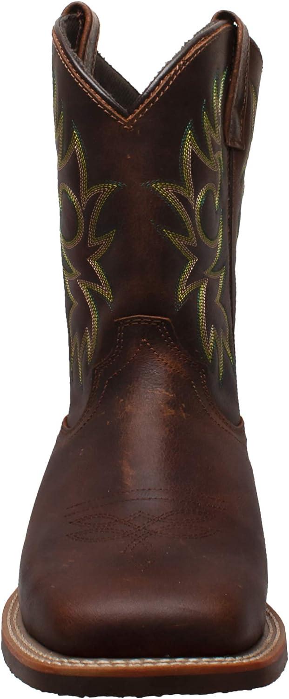 Ad Tec Men's 9829-m Western Boot Brown