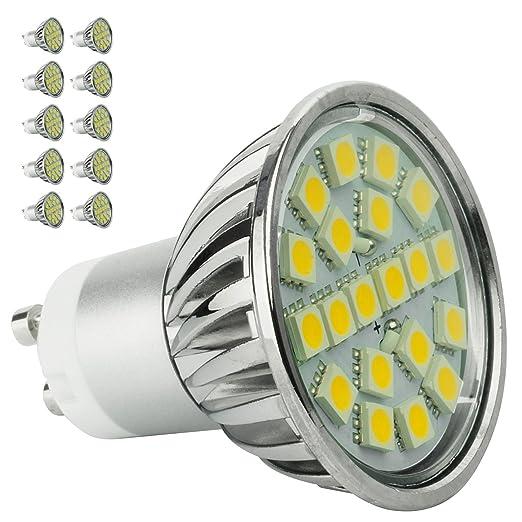 Cy led 4w gu10 led bulbs 50w halogen bulbs equivalent 300lm warm cy led 4w gu10 led bulbs 50w halogen bulbs equivalent 300lm warm white aloadofball Images