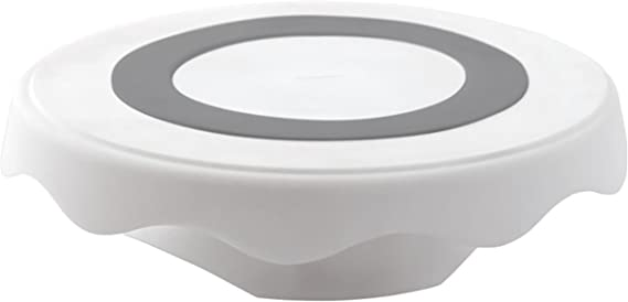 Wilton High and Low Cake Turntable-Cake Decorating Stand