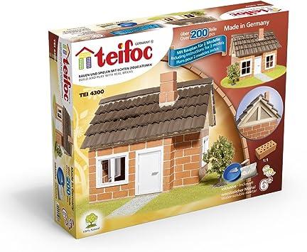 Teifoc Teifoc-T4300 Accesorio para maquetas, Multicolor (T4300): Amazon.es: Juguetes y juegos