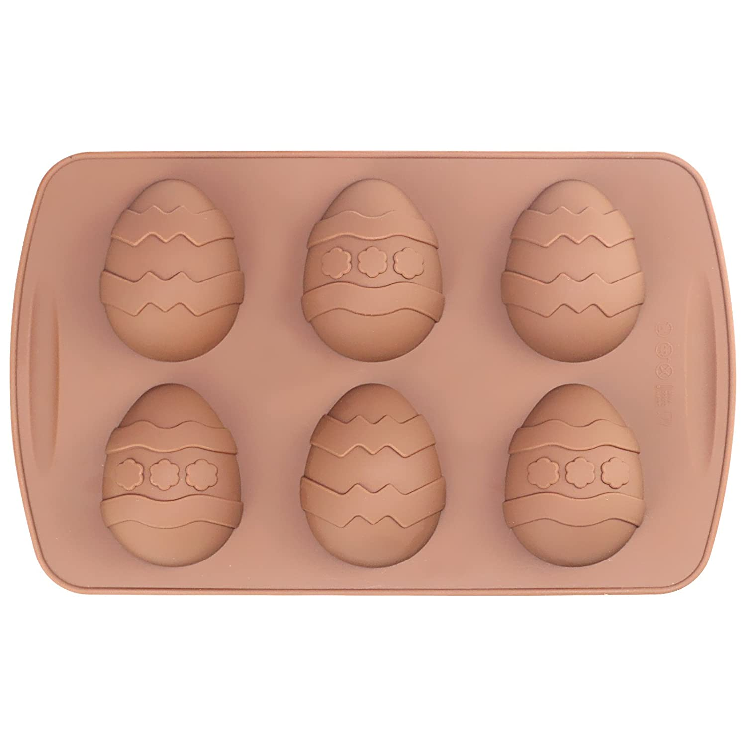 Easter Egg Mould Medium Easter Egg with Bow Chocolate Mould